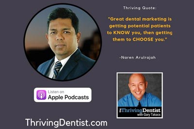Thriving Dentist featuring Naren