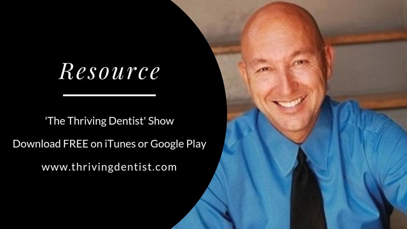 SUBSCRIBE Thriving Dentist