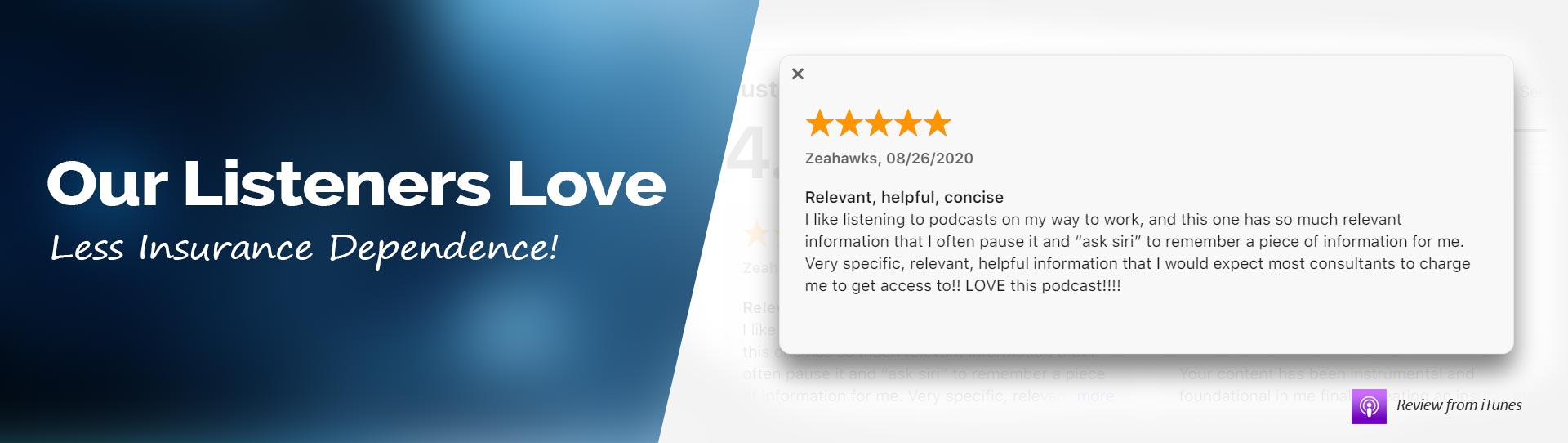 Listener Review